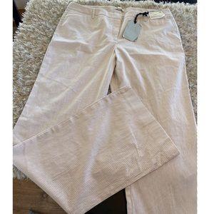 NWT New York & Company Seersucker Pants